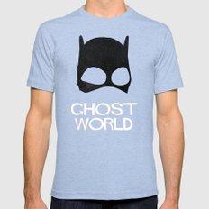 Ghost World Tri-Blue Mens Fitted Tee MEDIUM