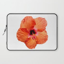 Just the Hibiscus Laptop Sleeve