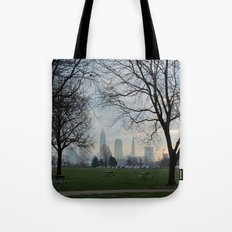 Good Morning, Cleveland Tote Bag