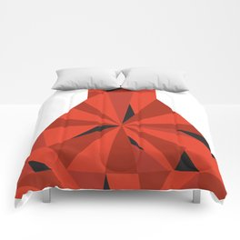 Science Ruby Comforters