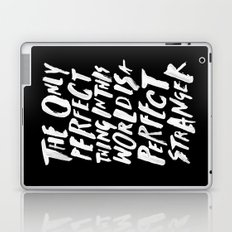 THE PERFECT THING Laptop & iPad Skin