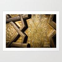 Its Golden  Art Print
