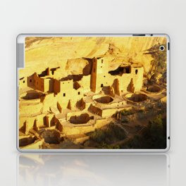 Cliff Palace at Mesa Verde Laptop & iPad Skin