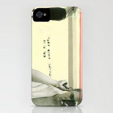 nadie quiere salir mal en la foto Slim Case iPhone (4, 4s)