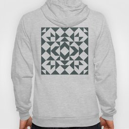 Modern Quilt Block Hoody