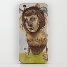 Beastie iPhone & iPod Skin