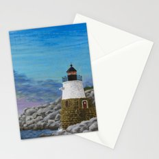 Newport Harbor Lighthouse Stationery Cards