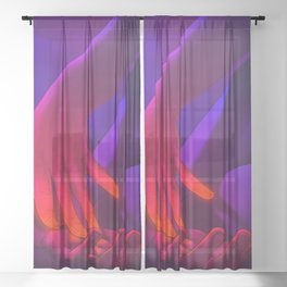 Intimate Touch Sheer Curtain