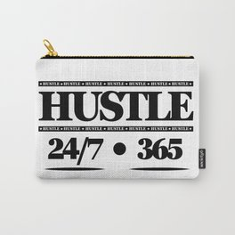 HUSTLE 24/7 365 Carry-All Pouch