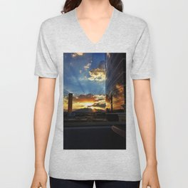 "Encore Las Vegas ""Between the Hotels"" Unisex V-Neck"