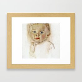 Antiquated Framed Art Print