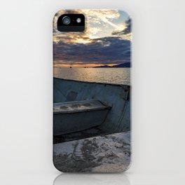 Sunset Horizon iPhone Case