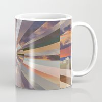 vertigo Mugs featuring Vertigo by Whitney Bolin