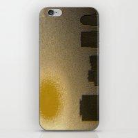 miami iPhone & iPod Skins featuring Miami by Maria Julia Bastias