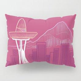 Seattle Sombre Pillow Sham