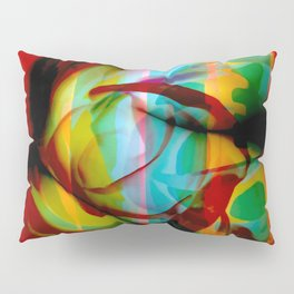 Curled Pillow Sham