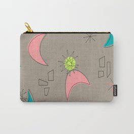 Boomerangs and Starbursts Carry-All Pouch