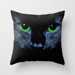 In Moonlight Throw Pillow