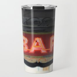 New Orleans Bar Sign Travel Mug
