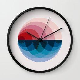 Optics Wall Clock