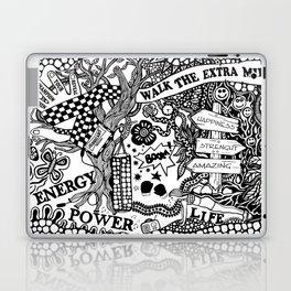 Boxing inspiration Laptop & iPad Skin