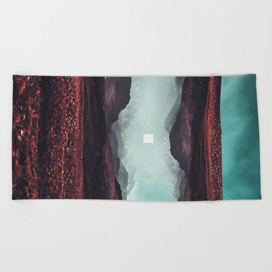 Glance Beach Towel