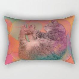 Kitty Cat Sweet Dream Rectangular Pillow