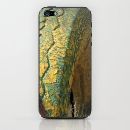 Tired Tires iPhone Skin