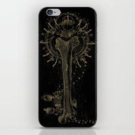 Skeleton Key iPhone Skin