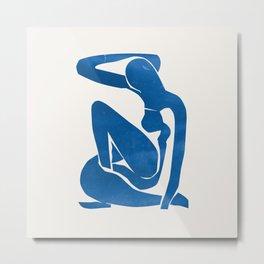 Matisse Cut Out Metal Print
