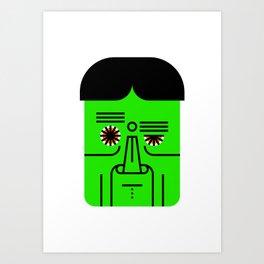 02 Art Print