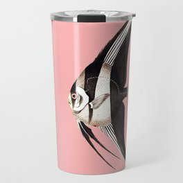 Plenty of fish in the sea Pink Travel Mug