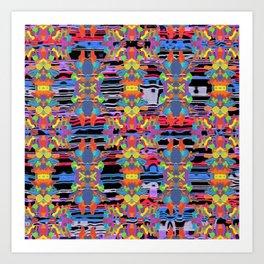 is it saturday Art Print