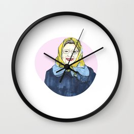 A Grand Day Out Wall Clock