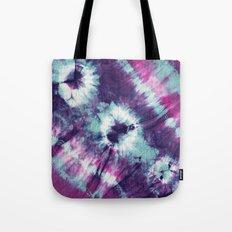 Tie-Dye III Tote Bag