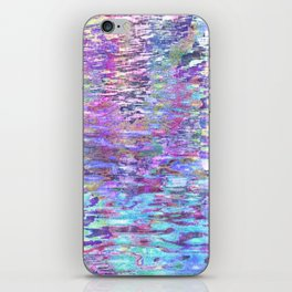 Pastel Pond iPhone Skin