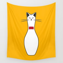 Alley Cat Wall Tapestry