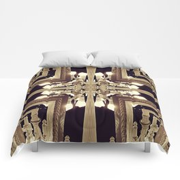 Urban Light Noir Comforters
