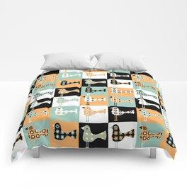 Little Leggy Flowerbirds Comforters