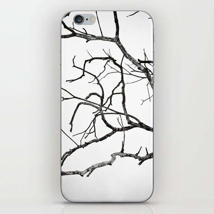Broken sky iPhone Skin
