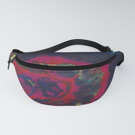 Darkened Colours Fanny Pack