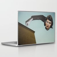 rothko Laptop & iPad Skins featuring Defi Rothko by Andy McFly
