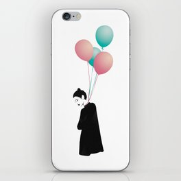 Balloons 4 iPhone Skin