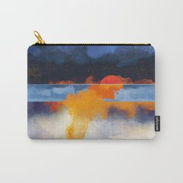 Dusk Reflection Carry-All Pouch