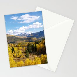 Crystal Valley Stationery Cards