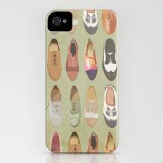 Oxfords iPhone (4, 4s) Slim Case