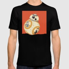 BB 8ight Black 2X-LARGE Mens Fitted Tee