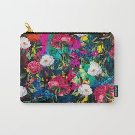 Floral Dream Carry-All Pouch