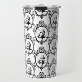 Alice in Illustration C15 Wonderland Story Characters Travel Mug
