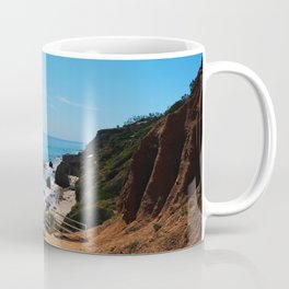 El Matador State Beach Coffee Mug